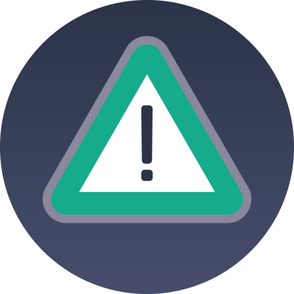 Safety Hazards Icon