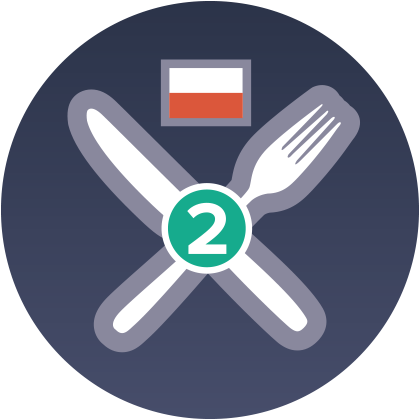 Food Hygiene Level 2 (Polish)
