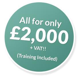 Only £2000 + VAT Image