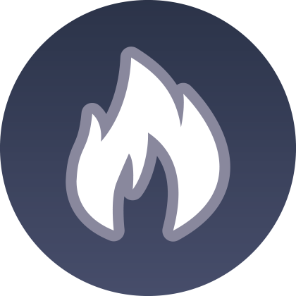 Online Fire Safety and Evacuation icon